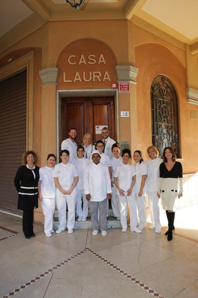 Casa Laura équipe